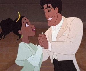 cartoon, disney, and the Princess and the frog image
