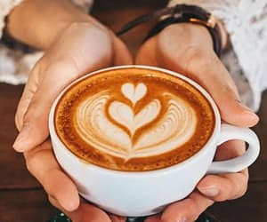 caffeine, delicious, and love image