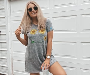 outfits, style, and summer fashion image
