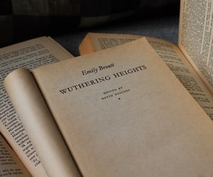 book and wuthering heights image