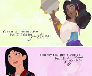 disney, empowerment, and esmeralda image