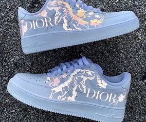 air force, baby blue, and blue image