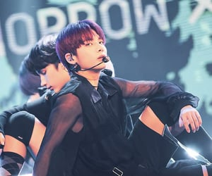 txt, taehyun, and tomorrow x together image