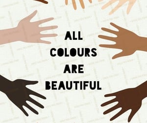 anti racism, justice, and colours image