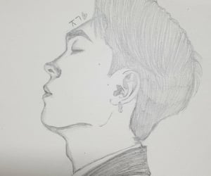 kpop, changjo, and draw image