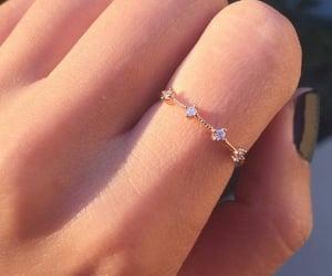 diamond, golden, and jewelry image