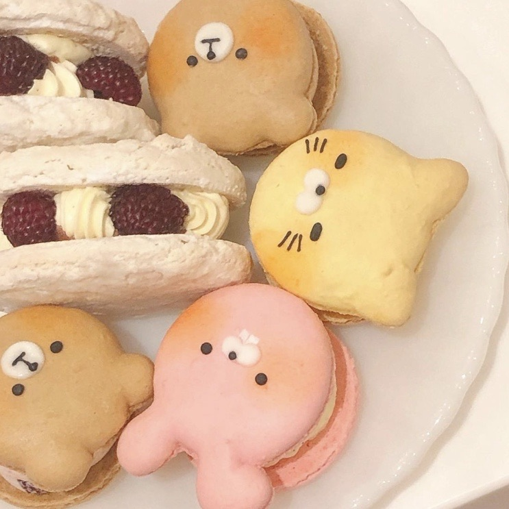 aesthetic, food, and cute image