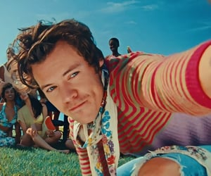Harry Styles, watermelon sugar, and fine line image