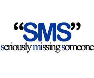 sms, missing, and quote image