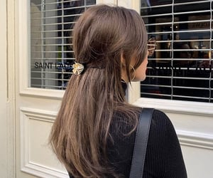 aesthetic, hair, and fashion image