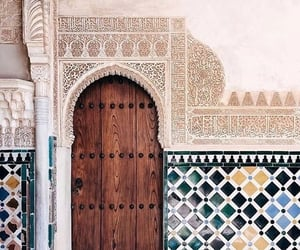 arabic, architecture, and art image