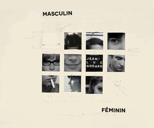 masculine and feminine image