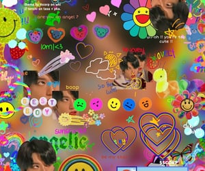 aesthetic, background, and kpop image