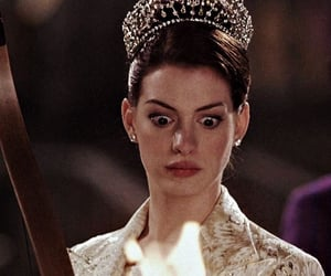 Anne Hathaway, disney, and movie image