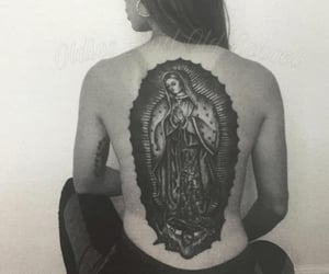 black, body art, and ink image