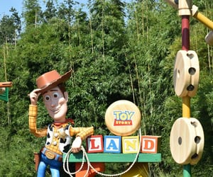 disney, travel, and vacation image