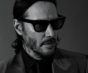 handsome, Hot, and keanu reeves image