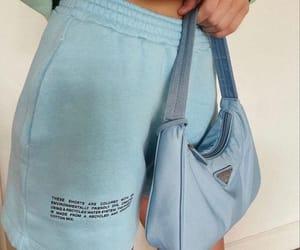 fashion, blue, and girl image