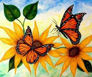 art, artwork, and beautiful nature image