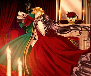 alice baskerville, anime, and pandora hearts image