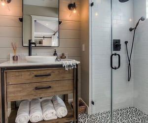 home, bathroom, and design image