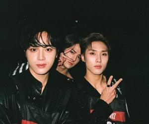 the boyz, jacob, and younghoon image