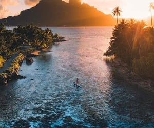 nature, travel, and summer image