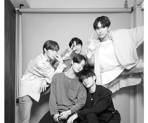 cix, yonghee, and hyunsuk image