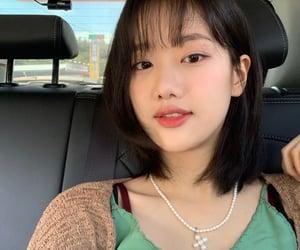 april, naeun, and lee naeun image