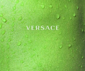 Versace, quotes, and background image