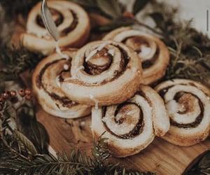 autumn, autumnal, and Cinnamon image