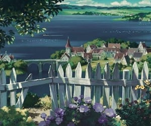 ghibli, anime, and studio ghibli image