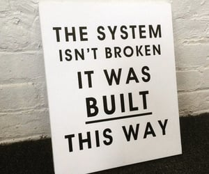 america, protest, and systems image