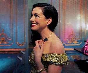 Anne Hathaway, beauty, and gif image
