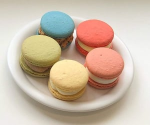 aesthetic, colors, and desserts image