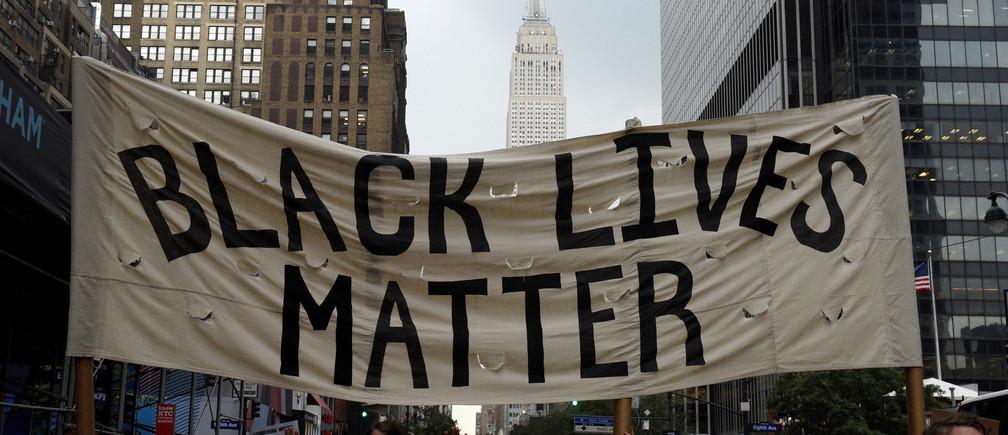 article, black lives matter, and we matter image