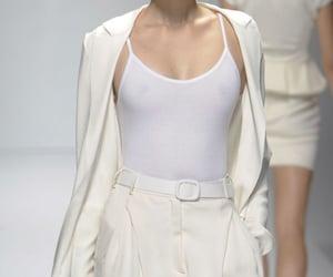 white, fashion, and aesthetic image
