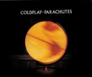 coldplay, yellow, and music image