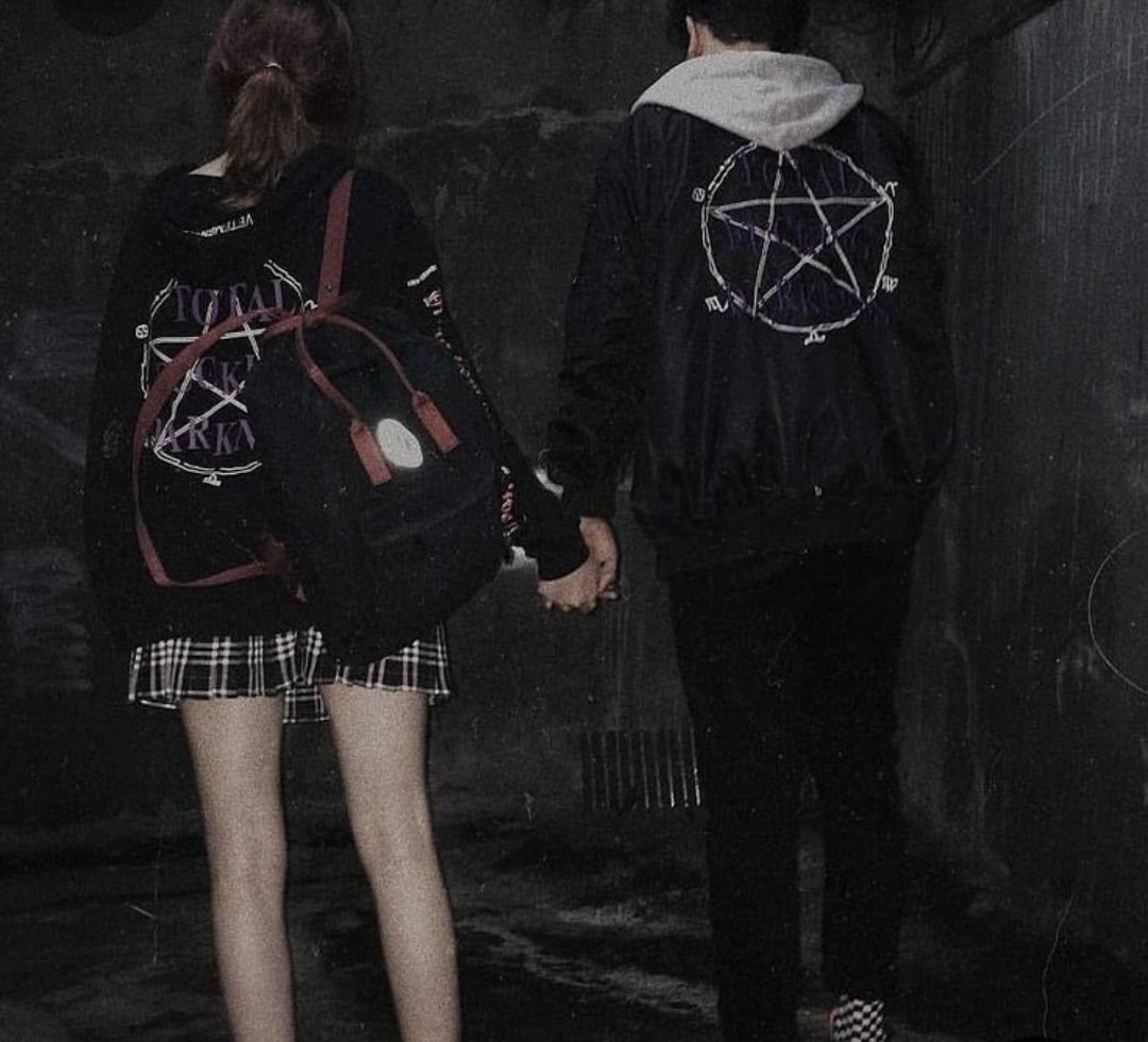 aesthetic and pentagram image
