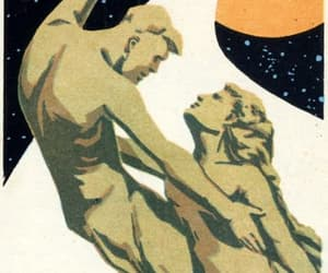space and soviet poster image