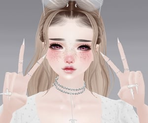 3d, aesthetic, and cyber image