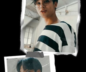 jung wooyoung, ateez wooyoung, and wooyoung image