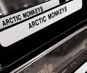 archive, records, and artic monkeys image
