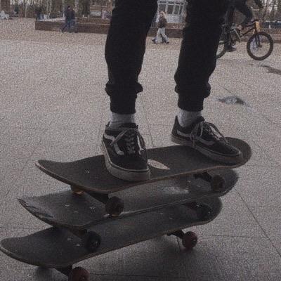 grunge, skate, and vans image