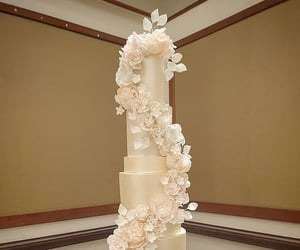 cake, casamento, and decor image