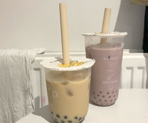 aesthetic, alternative, and bubble tea image