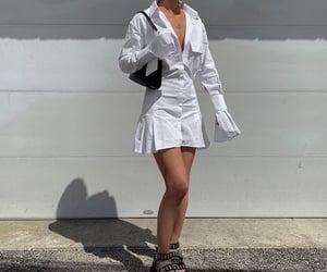 long sleeve dress, mini summer dress, and fashionista addict image