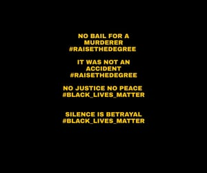 justice, peace, and spread awareness image