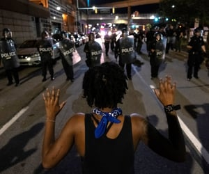 movement, police, and police brutality image