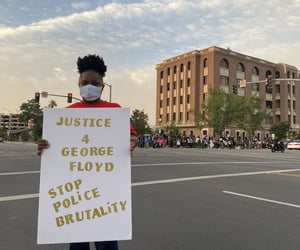 floyd, george, and justice image